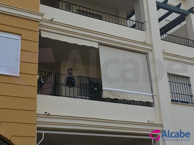 Acristalamiento de balcón en Chipiona, Cádiz
