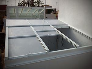 Carpintería de aluminio en Sevilla (Utrera)