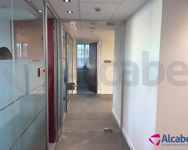 División de oficinas en Zaragoza