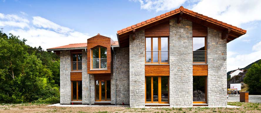 Vivienda Passivhaus en España