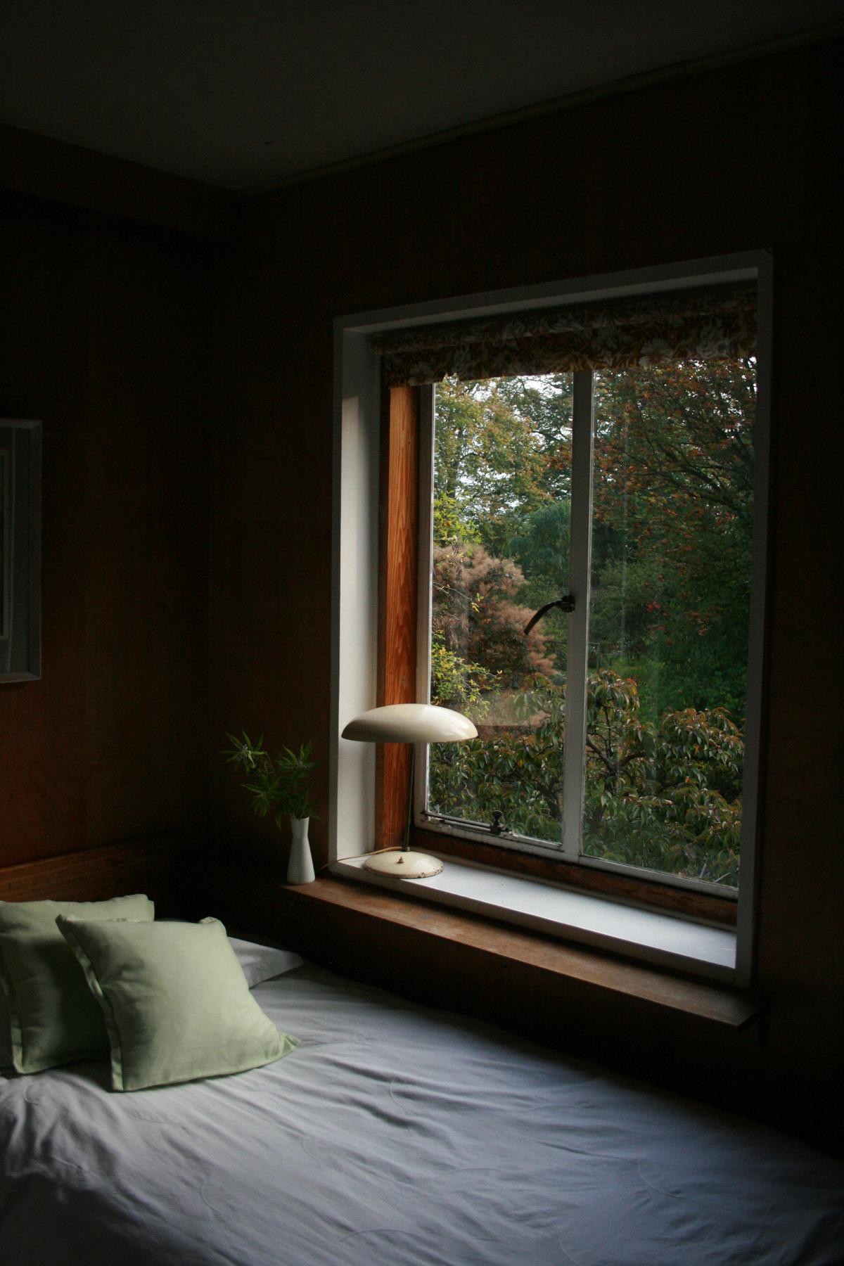 Belvedere en una habitación