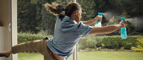 Consejos y trucos sobre como limpiar ventanas con productos ecológicos y caseros