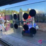 Colocación de Cristales en Chalet con Robot Cristalero (Condequinto, Dos Hermanas, Sevilla)